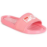 鞋子 女士 拖鞋 Melissa 梅丽莎 SLIDE + FILA 玫瑰色