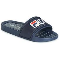 鞋子 女士 拖鞋 Melissa 梅丽莎 SLIDE + FILA 海蓝色