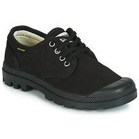 鞋子 球鞋基本款 Palladium 帕拉丁 PAMPA OX ORIGINALE 黑色