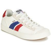 鞋子 球鞋基本款 Palladium 帕拉丁 PALLAPHOENIX FLAME C 白色