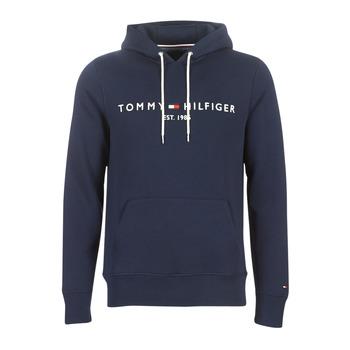 衣服 男士 卫衣 Tommy Hilfiger TOMMY LOGO HOODY 海蓝色