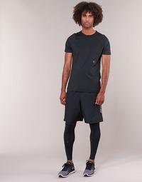 衣服 男士 緊身褲 Under Armour 安德瑪 RUSH LEGGING 黑色