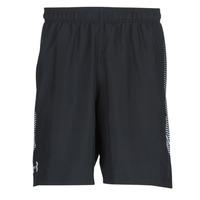 衣服 男士 短裤&百慕大短裤 Under Armour 安德玛 WOVEN GRAPHIC SHORT 黑色