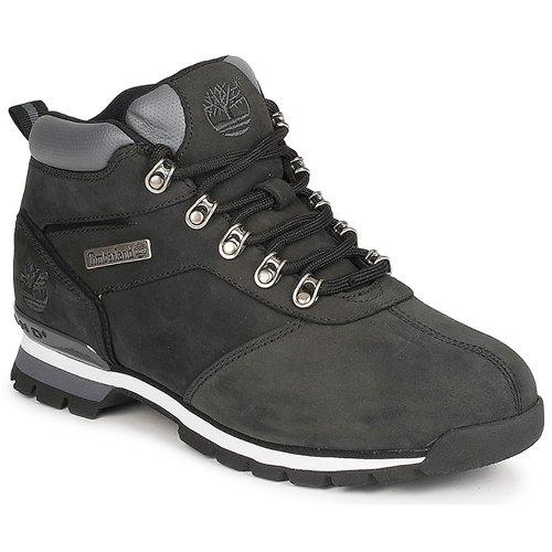 鞋子 男士 短筒靴 Timberland 添柏岚 SPLITROCK 2 黑色