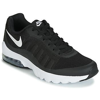 鞋子 男士 球鞋基本款 Nike 耐克 AIR MAX INVIGOR 黑色 / 白色