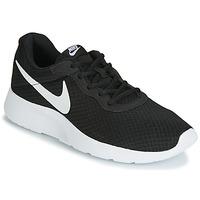 鞋子 男士 球鞋基本款 Nike 耐克 TANJUN 黑色 / 白色