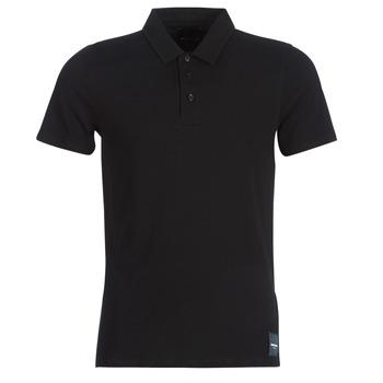 衣服 男士 短袖保罗衫 Marciano S/S POLO 黑色
