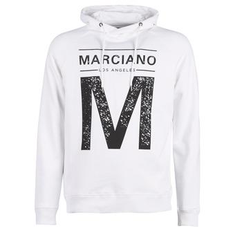 衣服 男士 卫衣 Marciano M LOGO 白色