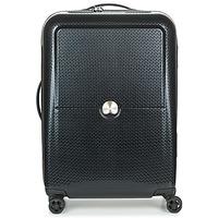 包 硬殼行李箱 Delsey TURENNE CAB 4R 55CM 黑色
