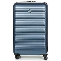 包 硬壳行李箱 Delsey SEGUR 4DR 78CM 蓝色