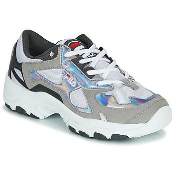 鞋子 女士 球鞋基本款 Fila SELECT WMN 银灰色