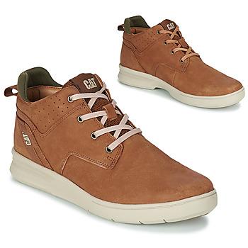 鞋子 男士 德比 Caterpillar WARRANT 棕色