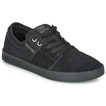 鞋子 球鞋基本款 Supra STACKS II 黑色