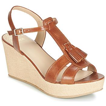 鞋子 女士 凉鞋 Bocage HERLE 棕色