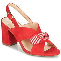 鞋子 女士 凉鞋 Bocage PAULIN 红色