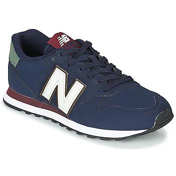 鞋子 球鞋基本款 New Balance新百倫 500 藍色