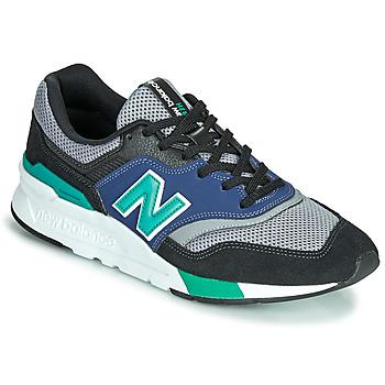 鞋子 男士 球鞋基本款 New Balance新百伦 997 黑色 / 蓝色