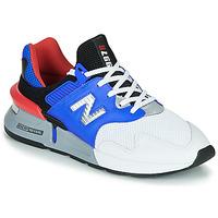 鞋子 男士 球鞋基本款 New Balance新百伦 997 白色 / 蓝色