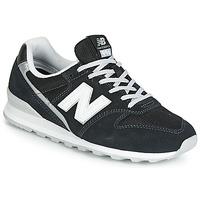 鞋子 女士 球鞋基本款 New Balance新百倫 996 黑色