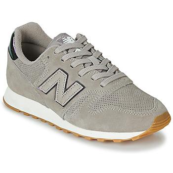 鞋子 女士 球鞋基本款 New Balance新百伦 373 灰色