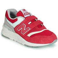 鞋子 儿童 球鞋基本款 New Balance新百伦 997 红色