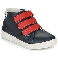 鞋子 女孩 球鞋基本款 Faguo ASPENLOW LEATHER 蓝色