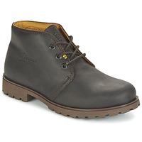 鞋子 男士 短筒靴 Panama Jack 巴拿马 杰克 BOTA PANAMA 棕色