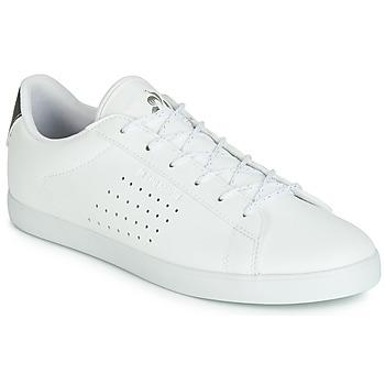 鞋子 女士 球鞋基本款 Le Coq Sportif 乐卡克 AGATE PREMIUM 白色 / 银色