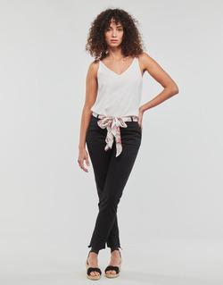 衣服 女士 多口袋褲子 Casual Attitude JIYOO 黑色
