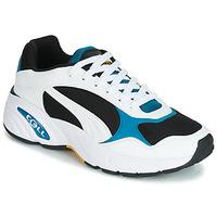 鞋子 男士 球鞋基本款 Puma 彪马 CELL VIPER.WH-OCEAN DEPTH 白色