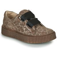 鞋子 女孩 球鞋基本款 Catimini CAVANILLE 棕色