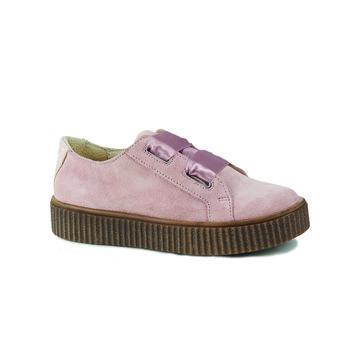 鞋子 女孩 球鞋基本款 Catimini CAVANILLE 玫瑰色
