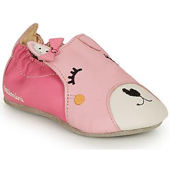 鞋子 女孩 拖鞋 Catimini CAPUCINE 玫瑰色
