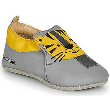 鞋子 男孩 拖鞋 Catimini CALINOU 灰色 / 黄色