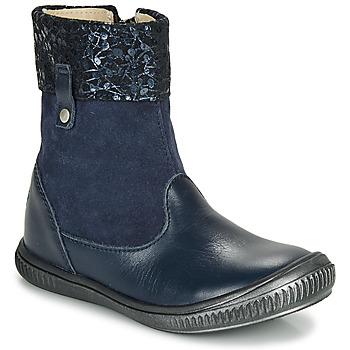 鞋子 女孩 短筒靴 GBB ORANTO 藍色