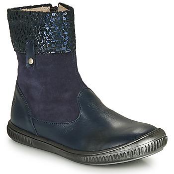 鞋子 女孩 短筒靴 GBB ORANTO 蓝色