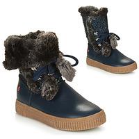 鞋子 女孩 短筒靴 GBB NOUSTIK 蓝色