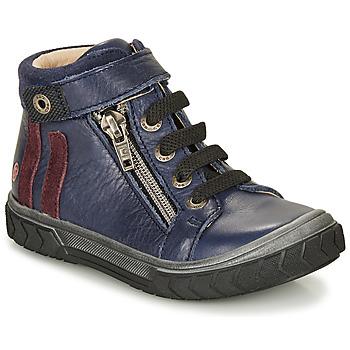 鞋子 男孩 高帮鞋 GBB OMAHO 蓝色