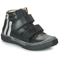 鞋子 男孩 高帮鞋 GBB OZONE 黑色