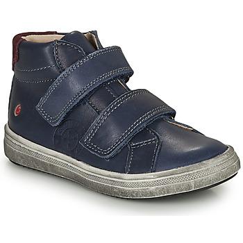 鞋子 男孩 高帮鞋 GBB NAZAIRE 蓝色