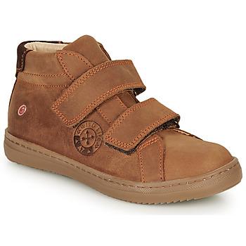 鞋子 男孩 高帮鞋 GBB NAZAIRE 棕色