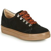 鞋子 女孩 球鞋基本款 GBB OMAZETTE 黑色