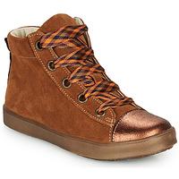 鞋子 女孩 高幫鞋 GBB OUSTILLE 棕色