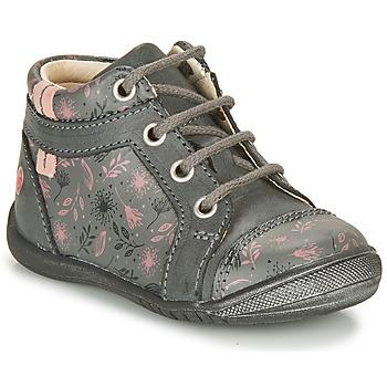 鞋子 女孩 高幫鞋 GBB OMANE 黑色