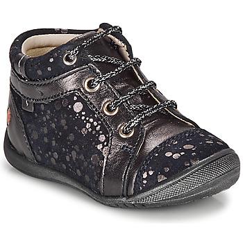 鞋子 女孩 短筒靴 GBB OMANE 海蓝色 / 银色