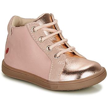 鞋子 女孩 高帮鞋 GBB FAMIA 玫瑰色