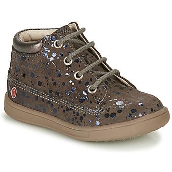 鞋子 女孩 高帮鞋 GBB NINON 灰褐色