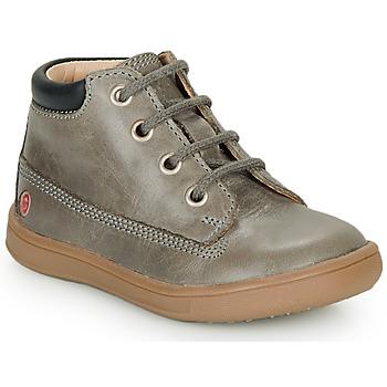 鞋子 男孩 短筒靴 GBB NORMAN 黑色