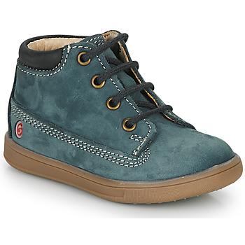 鞋子 男孩 短筒靴 GBB NORMAN 蓝色