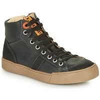鞋子 男孩 高幫鞋 GBB OSTRAVI 黑色